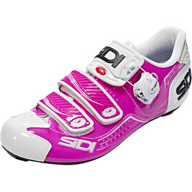 Sidi Alba Shoes Dam fuxia/white